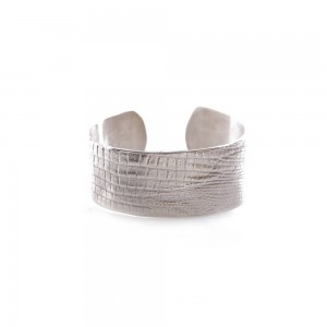 Lizard Skin Cuff - Rachel Boston