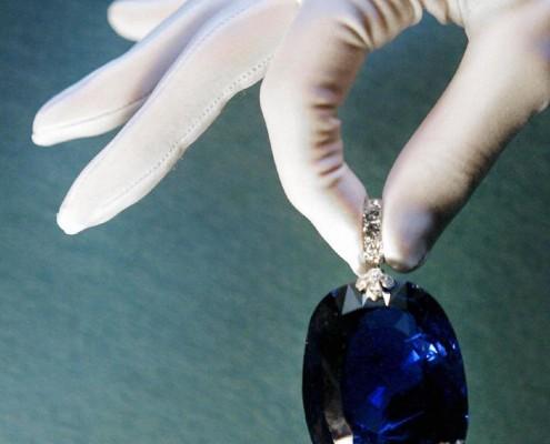 Queen Marie of Romania Sapphire 478.68 carat